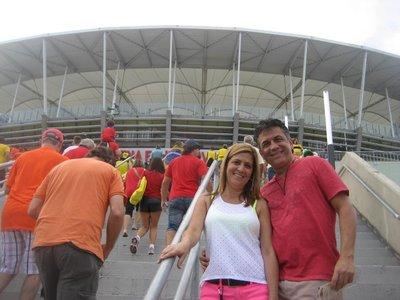 Stadium - Diana & Ivan