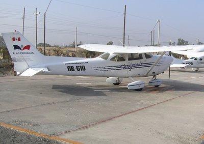 Nazca Plane