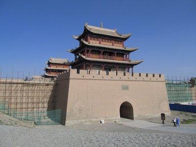 Jiayuguan_fort