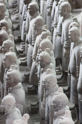 Terracotta Warriors , Xian