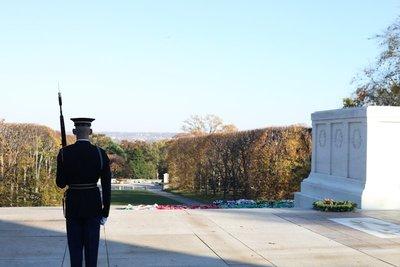 Guarding the Fallen