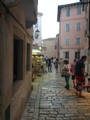 Rovinj  Old Town