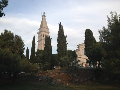 St Eufemija Church Rovinj