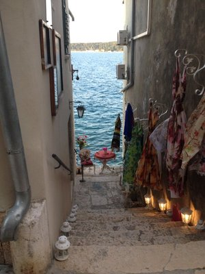 Rovinj at Water Edge