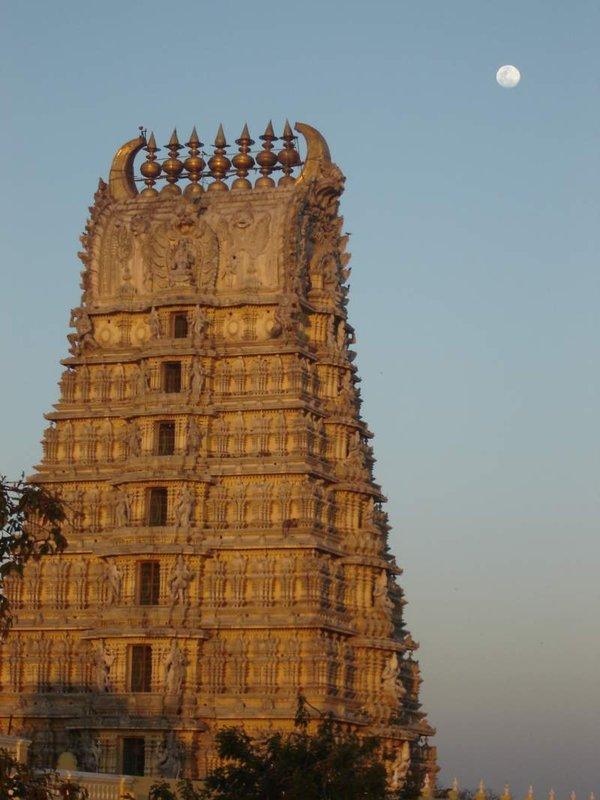 Mysore - temple