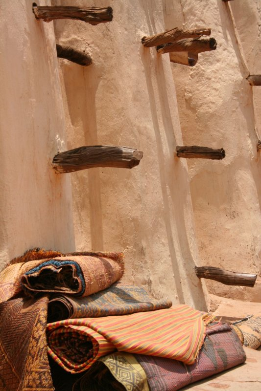Old mosque in Bobo Dioulasso 1