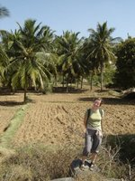Hampi - me and the rural India:)