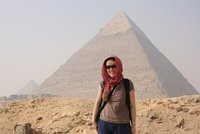 Me and the Pyramids