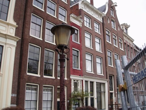Smallest House in Amsterdam