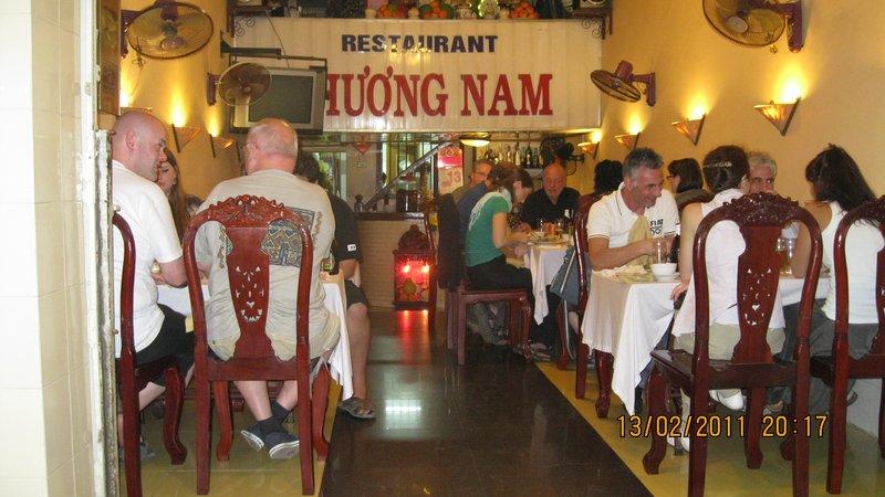 Phuong Nam Restaurant - Good food, good feeling