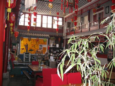 The Red Lantern Hostel