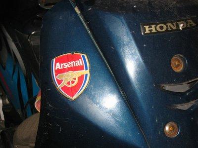 Arsenal in Vietnam!