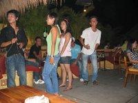 Teenagers at the Sailing Club, Nha Trang