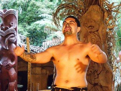 Maori tribe