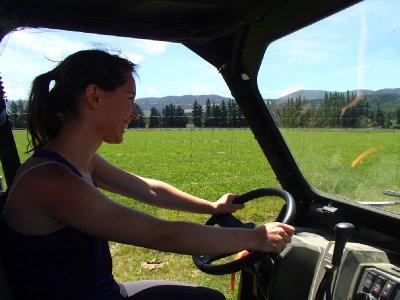 Driving the Polaris