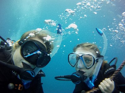 Scuba Diving buddy