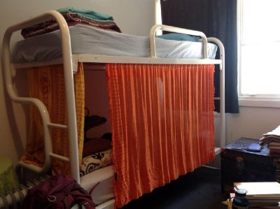 Flying Fox beds
