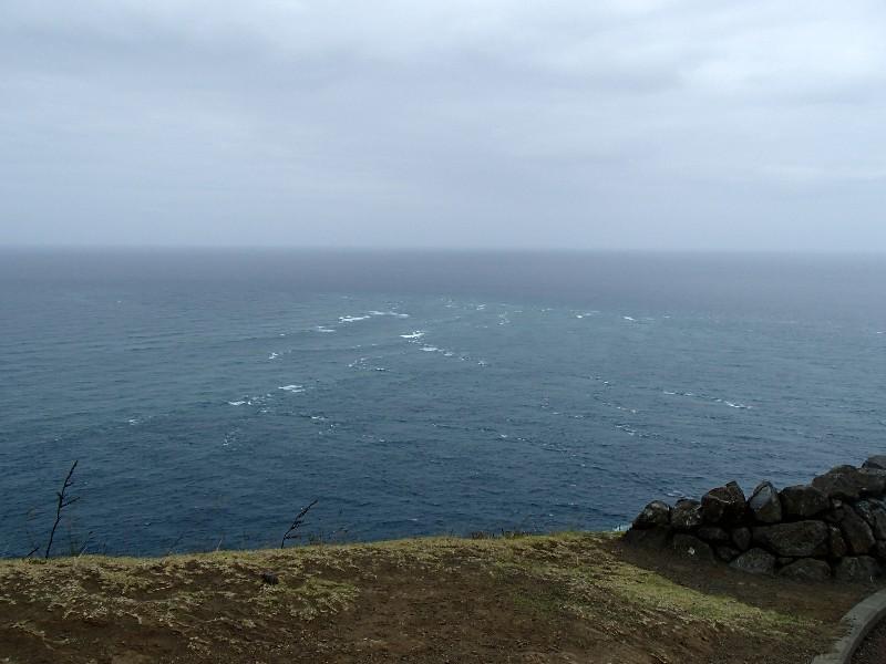 Cape Reinga -Where the Tasman Sea meets the Pacific Ocean