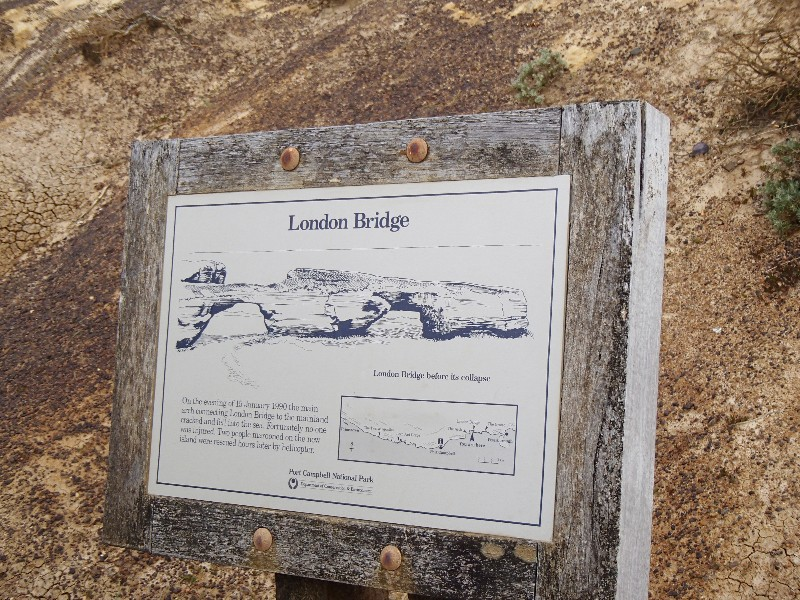 What London Bridge used to be