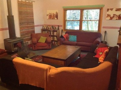 Living Room of the Flying Fox
