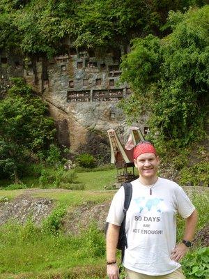 Toraja graveyard