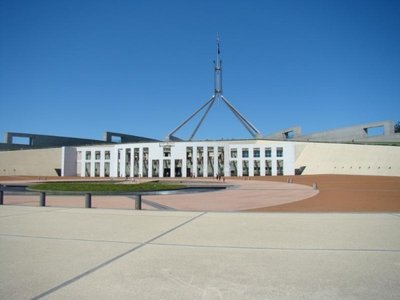 Canberra parliament