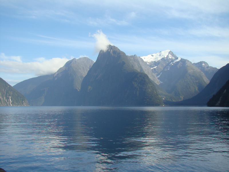 0333 - 130202 -  Suedinsel - Milford Sound