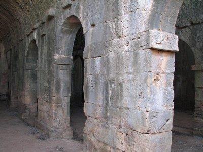 Ancient Roman Cisterns