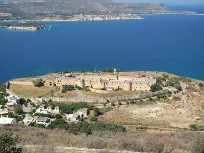 Ancient Itzendin Fortress