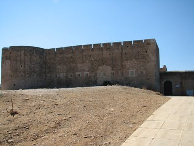 Aptera Castelli, the Ottoman Fortress of 1866