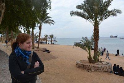 Aqaba beach