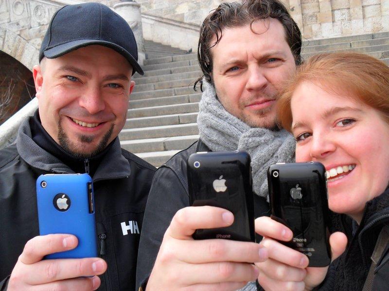 iPhone maffia