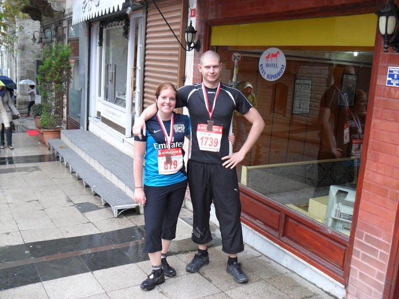 Istanbul Marathon 2011