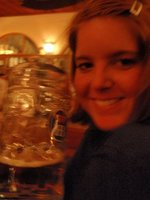Me at Hofbräuhaus in Munich!