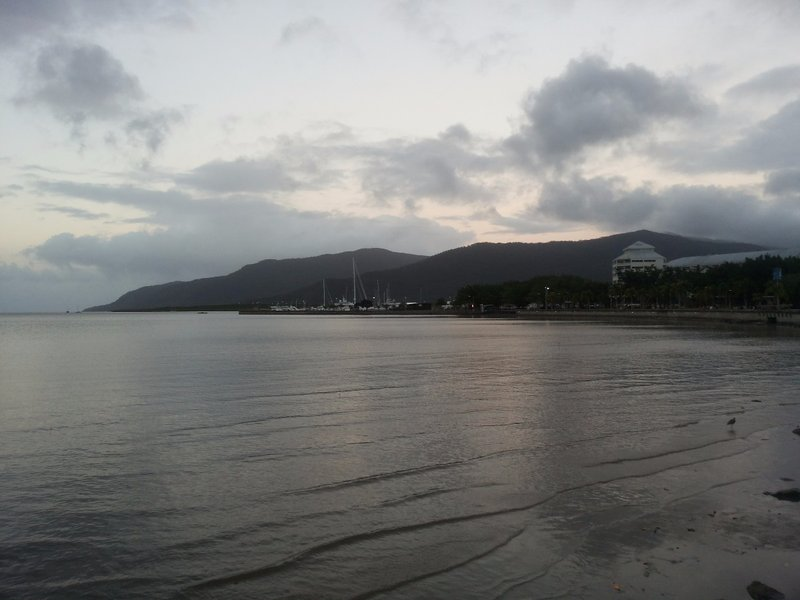 Cairns waterfront