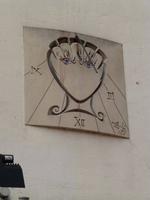 Clock or Wall Art?