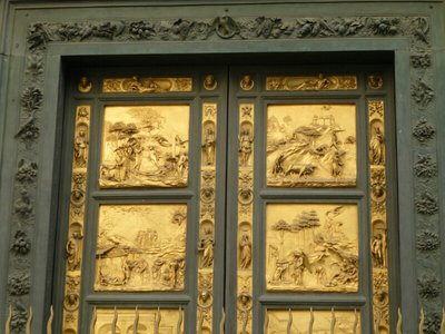 Firenze Duomo Baptisterie Doors