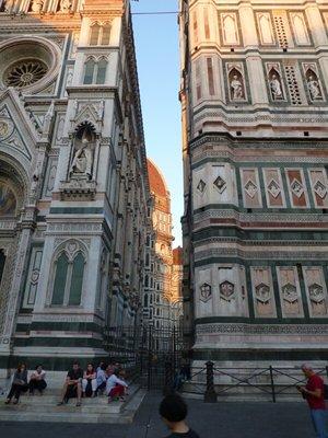 Il Duomo Basilica and Campanile