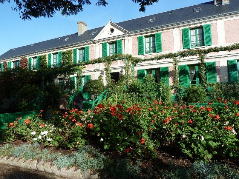 Monet's house
