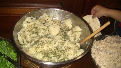 Potato Salad Made with Love