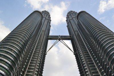 Malaysia Kuala Lumpur. KLCC   Visited 2012