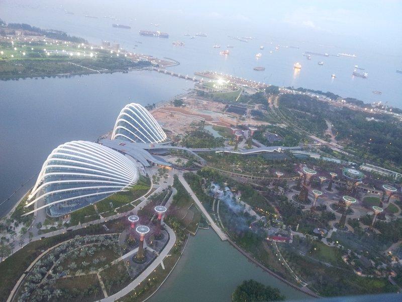 Singapore  Visited 2013