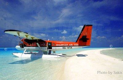 Air Taxi- Sea plane