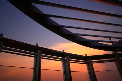 Architect Sunset