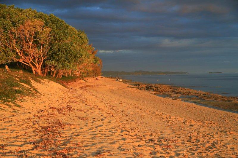 Sunset at Poe Beach