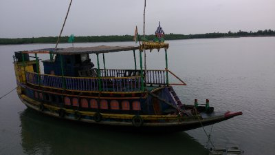 Our boat Para Siempre