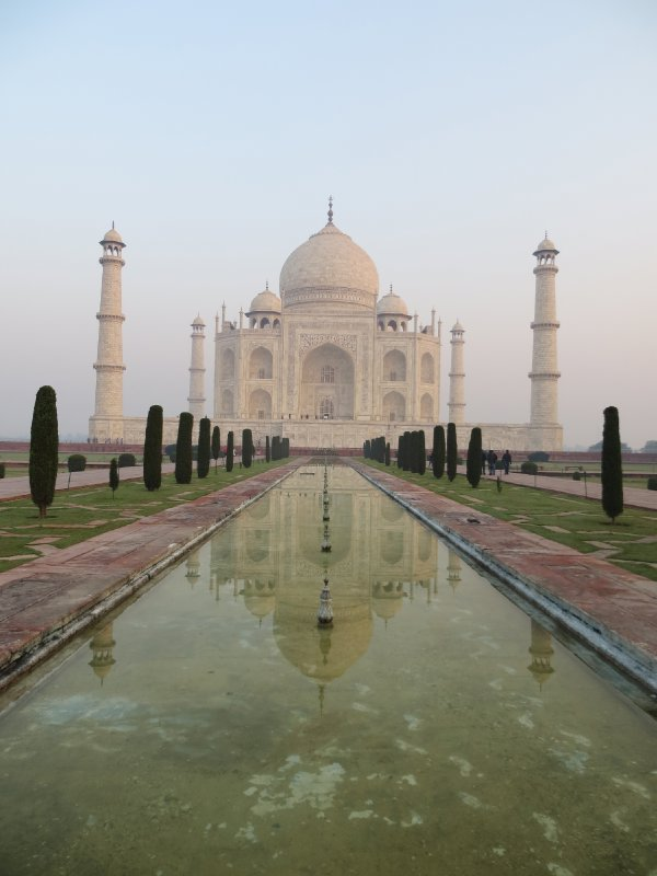 The must-do Taj shot