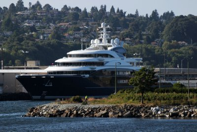 330 Million Dollar Yacht