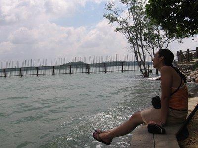 Mamar Beach & Johor Baru