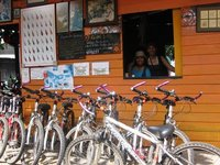 2$ per hour - Bike in Palau Ubin